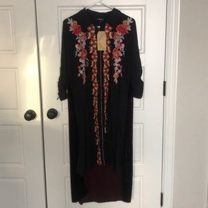 Andre by UNIT shirt dress. Size S
